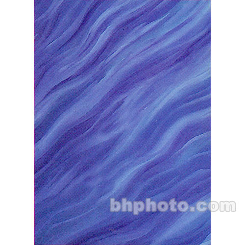 Studio Dynamics Canvas Background, Studio Mount - 5x6' - Waterfall