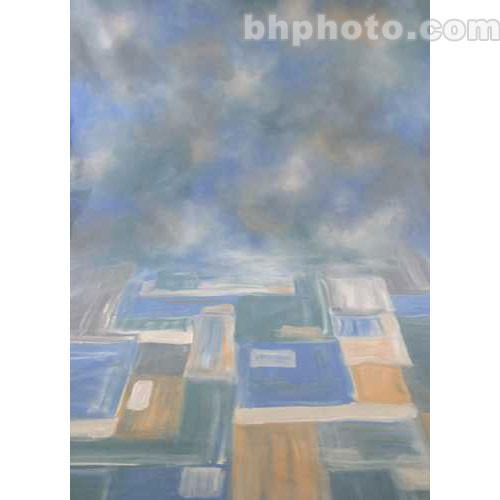 Studio Dynamics Canvas Scenic Background (5 x 7', Abstracta)