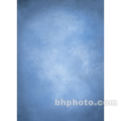 Studio Dynamics Canvas Background, Light Stand Mount - 5x7' - Arctic Blue
