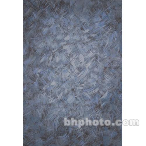 Studio Dynamics Canvas Background, Lightstand Mount - 5x7' - (Blue Lagoon)