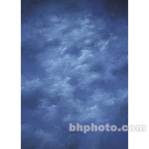 Studio Dynamics Canvas Background, Light Stand Mount - 5x7' - Buckingham