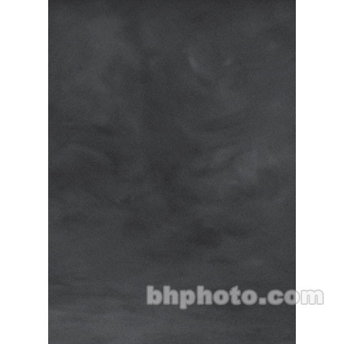 Studio Dynamics Canvas Background, Light Stand Mount - 5x7' - Dark Gray Texture