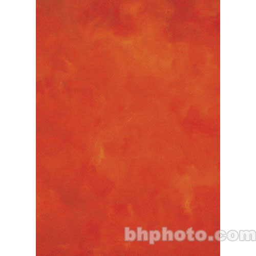 Studio Dynamics Canvas Background, Light Stand Mount - 5x7' - Hot Chile