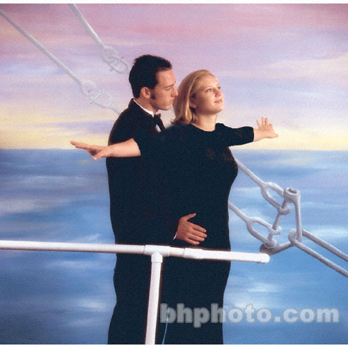 Studio Dynamics 5x7' Canvas Scenic Background LSM - Forever Yours