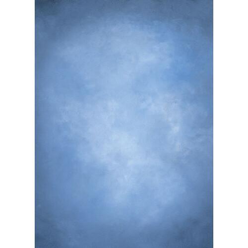Studio Dynamics Canvas Background, Studio Mount - 5x7' - Arctic Blue