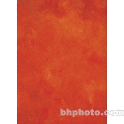 Studio Dynamics Canvas Background, Studio Mount - 5x7' - Hot Chile