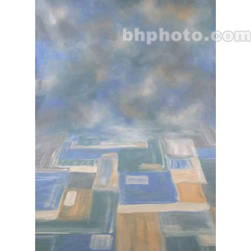 Studio Dynamics Canvas Scenic Background (6 x 7', Abstracta)