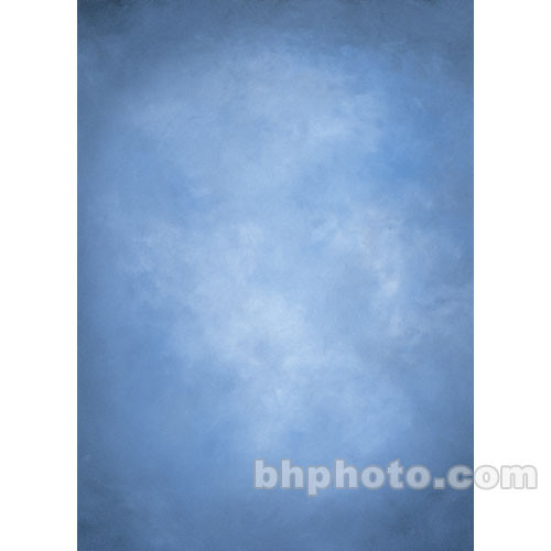 Studio Dynamics Canvas Background, Light Stand Mount - 6x7' - Arctic Blue