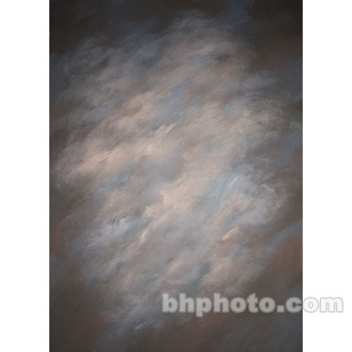 Studio Dynamics Canvas Background, Light Stand Mount - 6x7' - Camelot