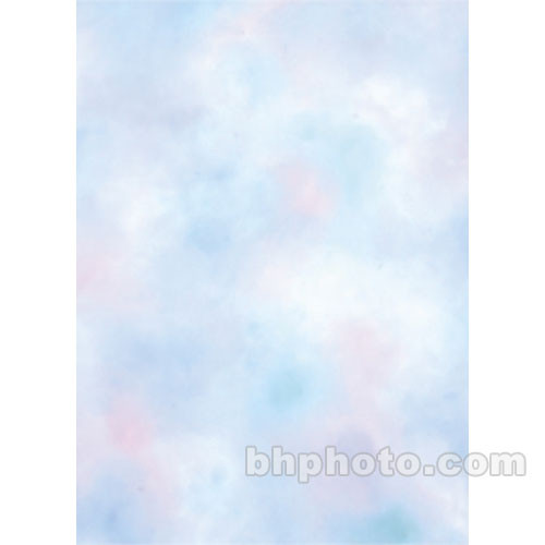 Studio Dynamics Canvas Background, Light Stand Mount - 6x7' - Sherbet #2