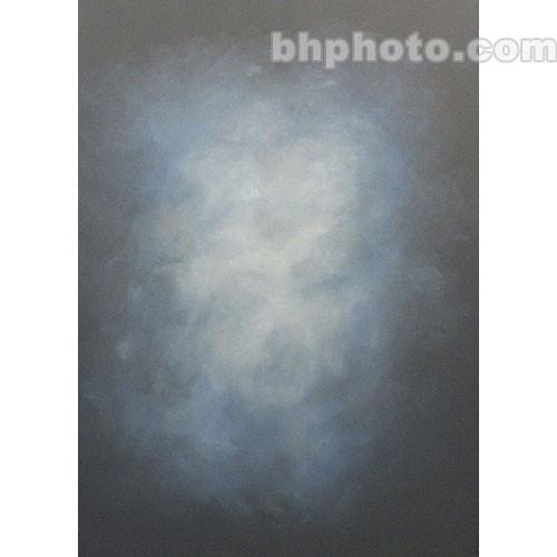 Studio Dynamics Canvas Background, Lightstand Mount - 6x8' - Blue Bayou