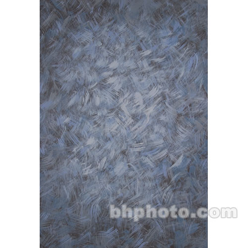 Studio Dynamics Canvas Background, Lightstand Mount - 6x8' - (Blue Lagoon)