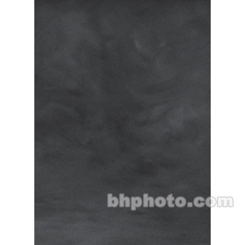 Studio Dynamics 6x8' Canvas Background LSM - Dark Gray Texture