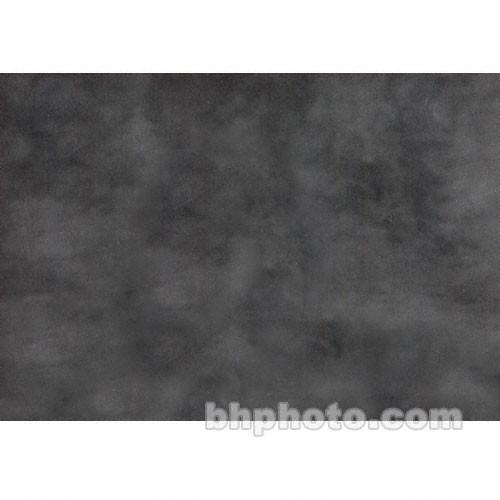 Studio Dynamics Canvas Background, Lightstand Mount - 6x8' - Light Gray Texture