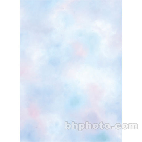 Studio Dynamics Canvas Background, Light Stand Mount - 6x8' - Sherbet #2