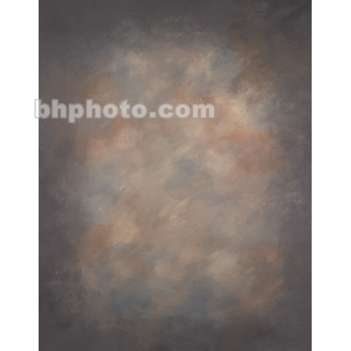 Studio Dynamics Canvas Background, Lightstand Mount - 6x8' - (Zeus)