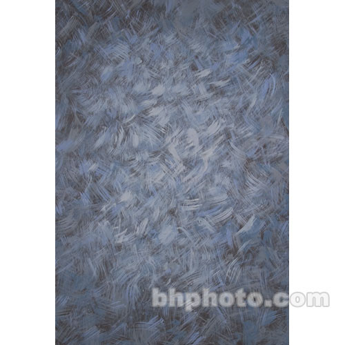 Studio Dynamics Canvas Background, Lightstand Mount - 7x7' - (Blue Lagoon)