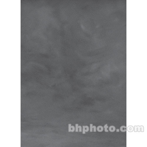 Studio Dynamics Canvas Background, Lightstand Mount - 7x7' - Medium Gray Texture