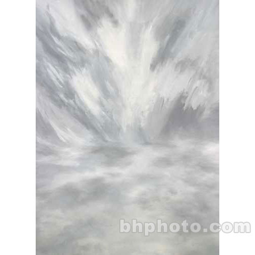 Studio Dynamics Canvas Background, Studio Mount (7x7' Wind Blown )
