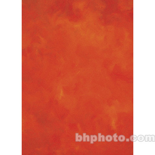 Studio Dynamics 7x8' Canvas Background LSM - Hot Chile