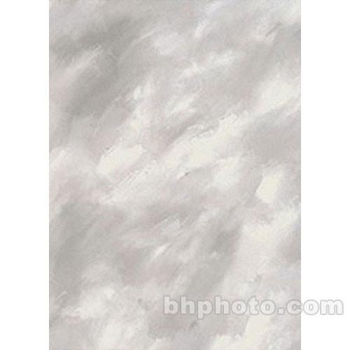 Studio Dynamics Canvas Background, Lightstand Mount - 7x8' - Malibu Gray