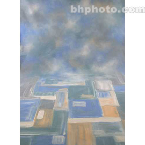 Studio Dynamics Canvas Scenic Background (7 x 9', Abstracta)
