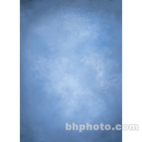 Studio Dynamics Canvas Background, Lightstand Mount - 7x9' - Arctic Blue