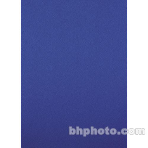 Studio Dynamics Canvas Background, Lightstand Mount - 7x9' - Chroma Key Blue