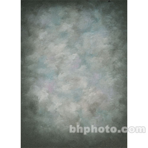 Studio Dynamics Canvas Background, Lightstand Mount - 7x9' - Oasis