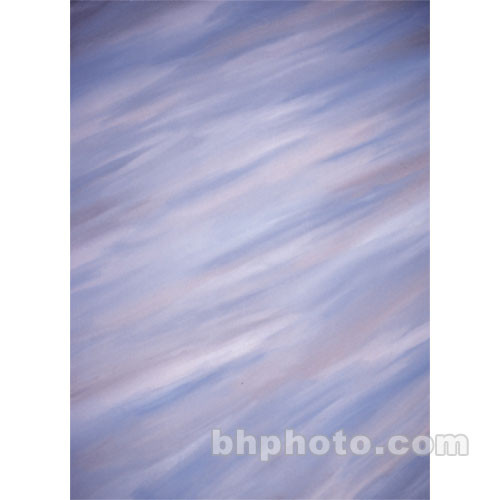 Studio Dynamics Canvas Background, Light Stand Mount - 7x9' - Wintersong