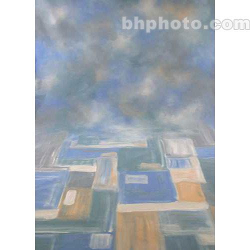 Studio Dynamics Canvas Background, Studio Mount - 7x9' (Abstracta)