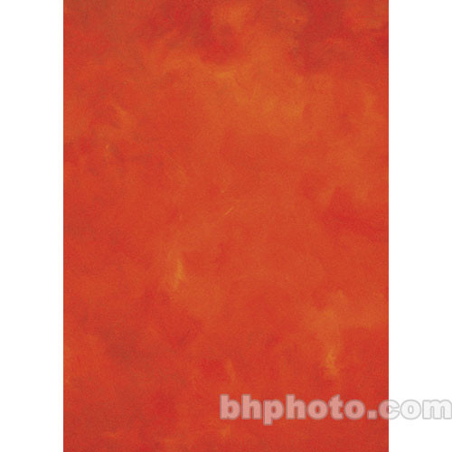 Studio Dynamics Canvas Background, Studio Mount - 7x9' - Hot Chile