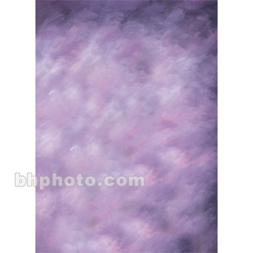 Studio Dynamics 7x9' Canvas Background SM - Mauvina