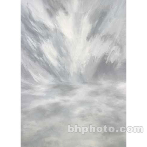 Studio Dynamics Canvas Background, Studio Mount (7x9' Wind Blown )