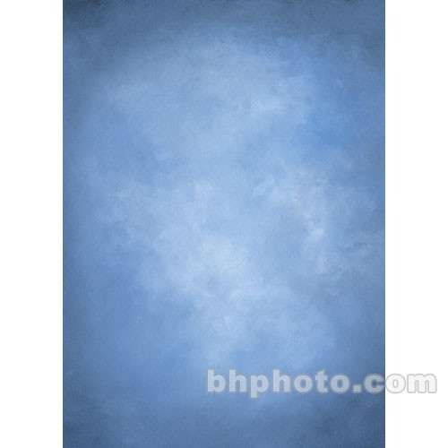 Studio Dynamics 8x10' Canvas Background LSM - Arctic Blue