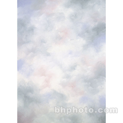 Studio Dynamics Canvas Background, Lightstand Mount - 8x10' - Chantal