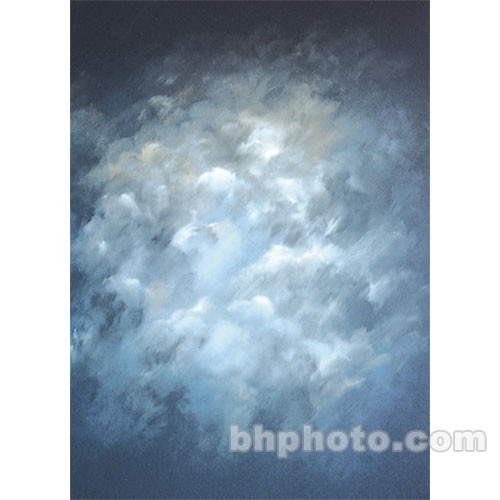 Studio Dynamics Canvas Background, Lightstand Mount - 8x10' - Italia