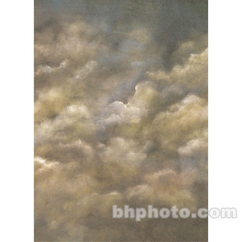 Studio Dynamics Canvas Background, Lightstand Mount - 8x10' - Old Master