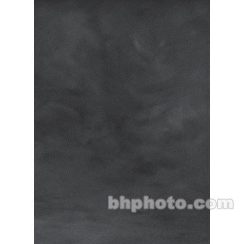 Studio Dynamics Canvas Background, Studio Mount - 8x10' - Dark Gray Texture