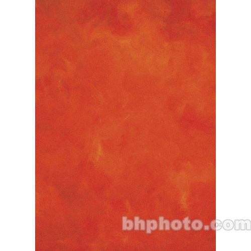 Studio Dynamics Canvas Background, Studio Mount - 8x10' - Hot Chile