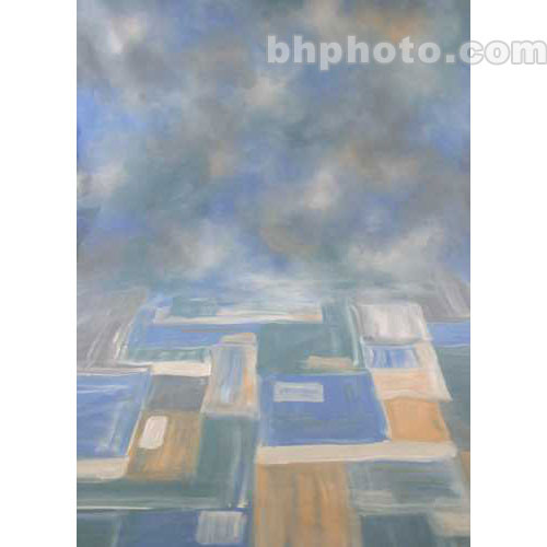 Studio Dynamics Canvas Scenic Background (8 x 12', Abstracta)
