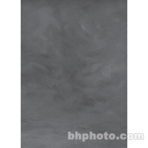 Studio Dynamics 8x12' Canvas Background LSM - Medium Gray Texture