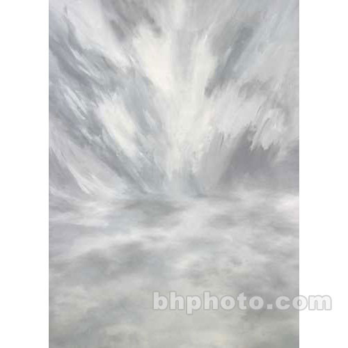 Studio Dynamics Canvas Background, Light Stand Mount - 8x12'(Wind Blown)