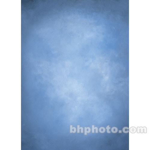 Studio Dynamics Canvas Background, Lightstand Mount - 8x8' - Arctic Blue