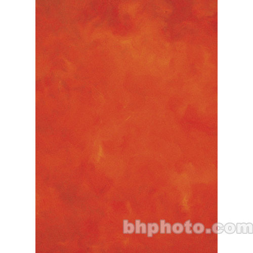 Studio Dynamics Canvas Background, Lightstand Mount - 8x8' - Hot Chile