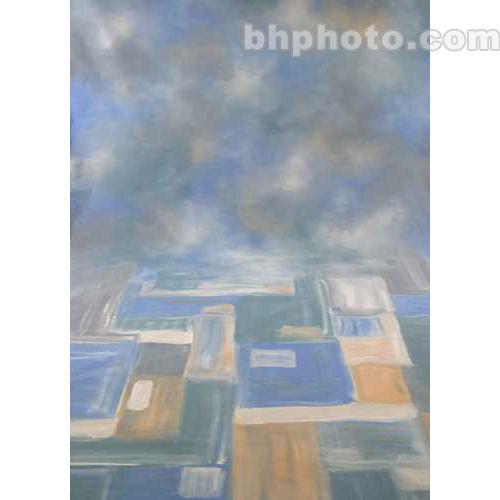 Studio Dynamics Canvas Background, Studio Mount - 8x8' (Abstracta)