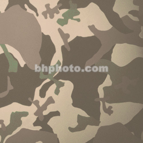 Studio Dynamics Canvas Scenic Background (9 x 12', Camouflage)