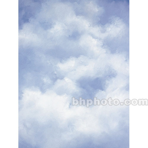 Studio Dynamics Canvas Scenic Background (9 x 12', Cloudy Sky)