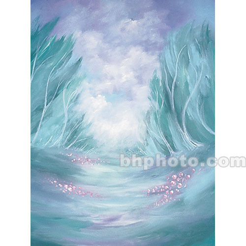 Studio Dynamics Canvas Scenic Background (9 x 12', Dream Path)