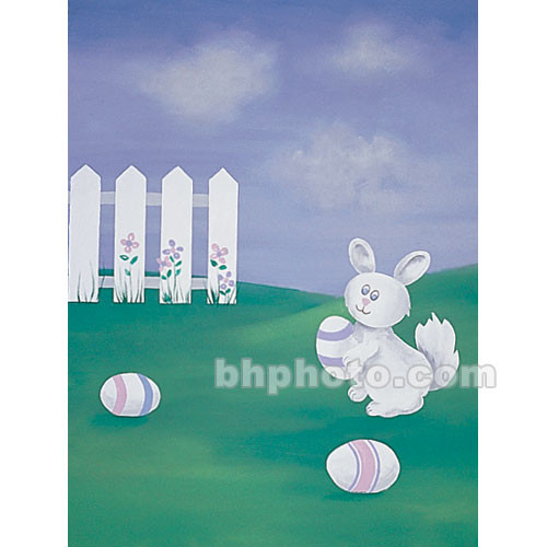 Studio Dynamics Canvas Scenic Background (9 x 12', Easter #1)